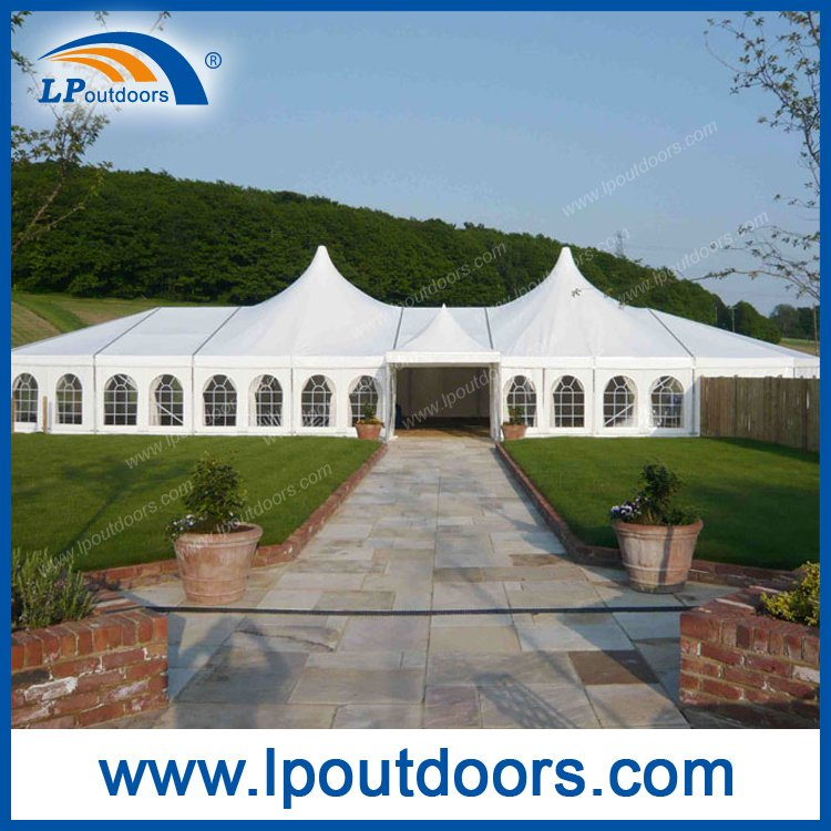 Big Outdoor Aluminum Frame Wedding Party Tent for Events