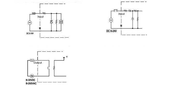 China sr 22mrdcaf plcplc controllerprogrammable logic controller installation dimensions wiring diagram plc swarovskicordoba Images