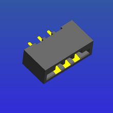 2.54mm间距柔性线路连接器