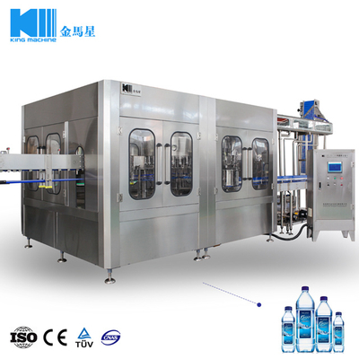 15000BPH Automatic Washing Filling Capping Machine (3-in-1) CGF32-32-10