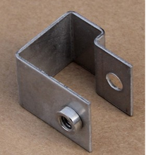 Stainless Steel Clip/Grating Clip Type D