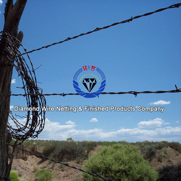 Barbed wire twist position/barbed wire fence/fence barb wire arm ...