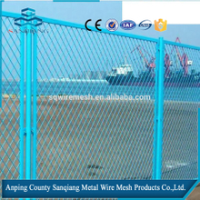 Airport used Chain Link Fence(manufacturer)