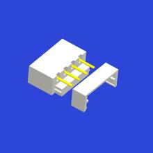 2.54mm间距连接器-C
