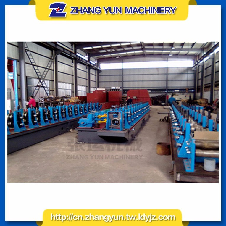 How roll forming machine Work?