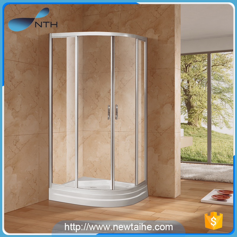 NTH toilet fibreglass caravan enclosure shower cubicles with fixed ...