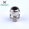high quality waterproof ip68 metal longer thread type cable gland