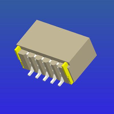 1.0mm间距T1型WTB