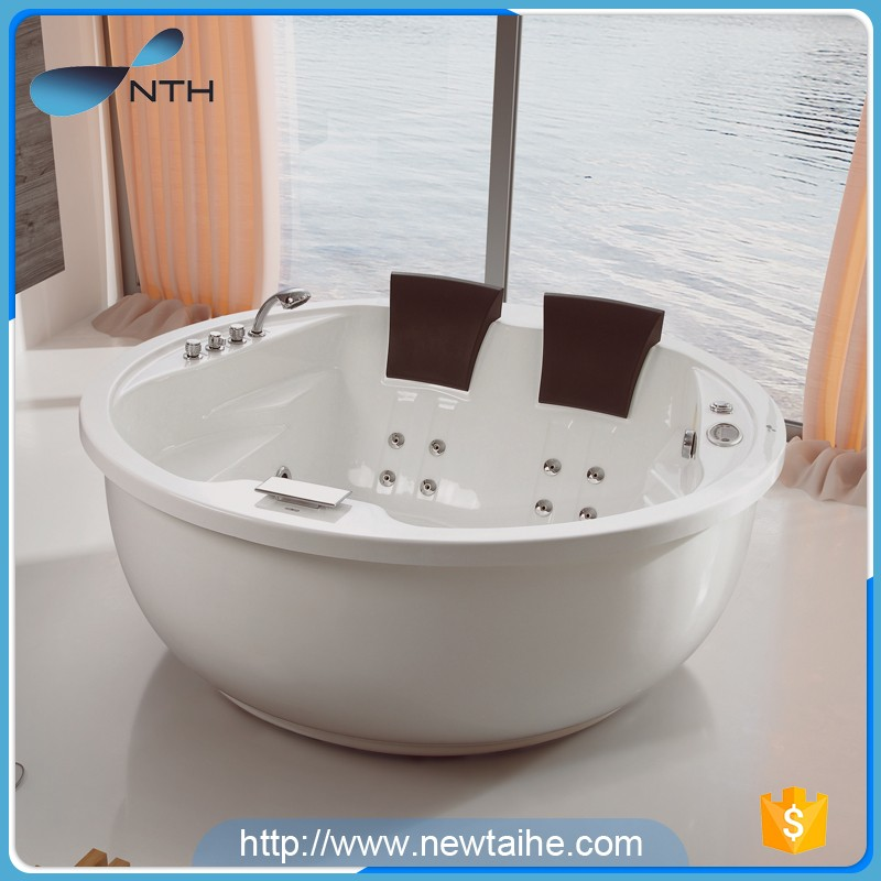 NTH 2017 Chinese new products 2 person soaking tub - Buy Product on ...