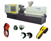 Bi-color Injection Molding Machine