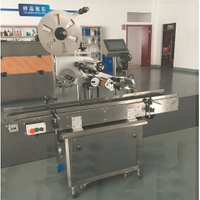 Adhesive Stick labeling machine for Top