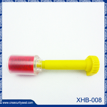 High security bolt seal