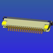 the 1.0mm spacing belt lock lies posts meets drawer type FPC