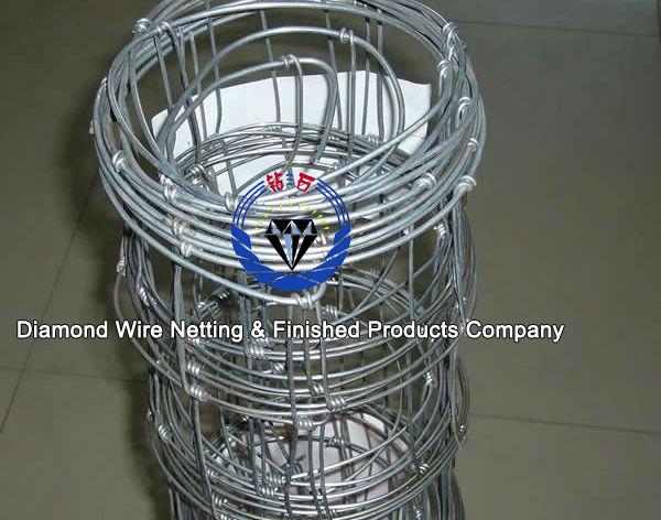 farm field fence wire