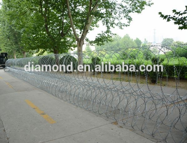 Crowd Control Rapid Deployment Barrier