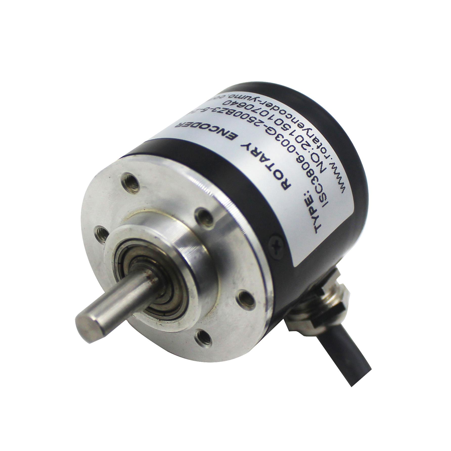 China a b z phase rotary encoder ppr