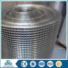 galvanized & pvc coated welded wire mesh true factory