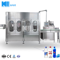 Carbonated Drink 3-in-1 Filling Machine 5000BPH