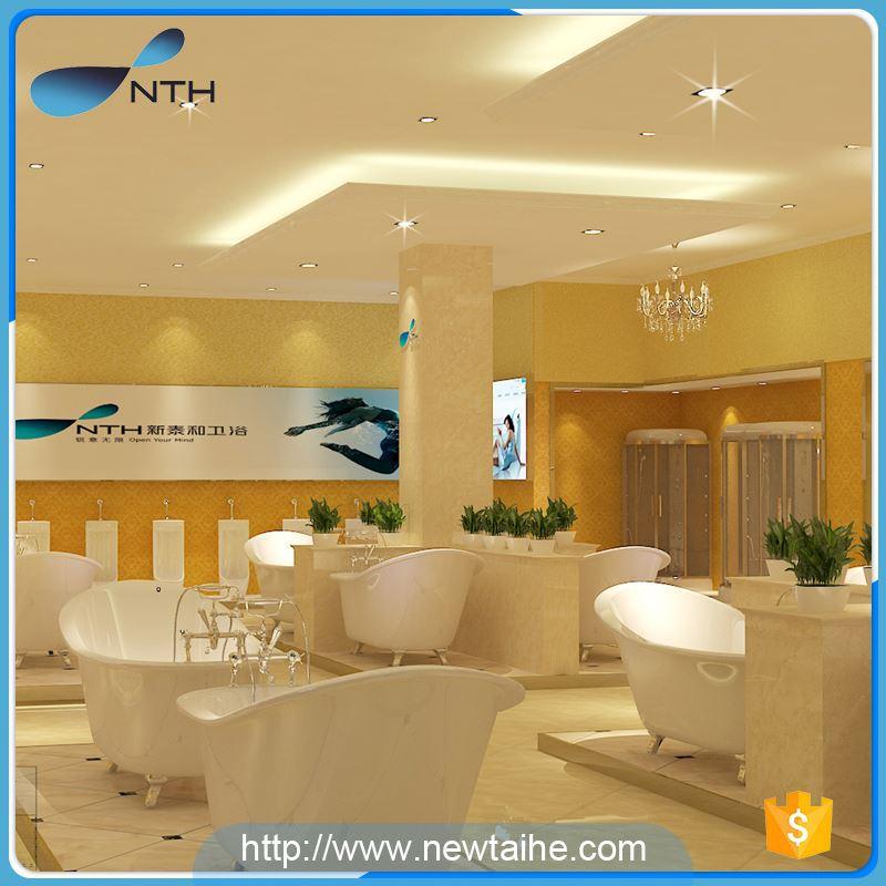 NTH alibaba factory in china natural washroom ivory stylish large ...