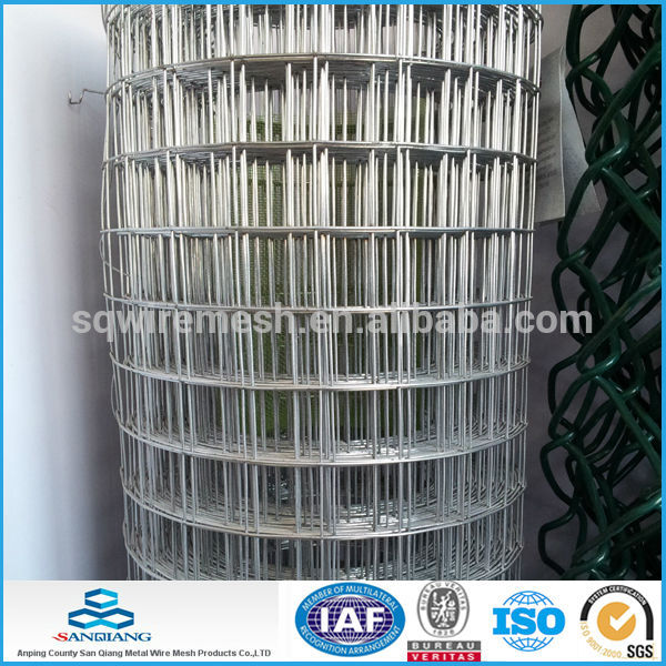 hot dipped galvanized welded wire mesh roll