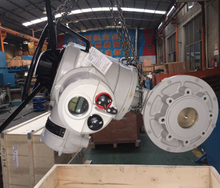 Rotork Inteligent Multi-turn Electric Actuator