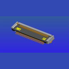 1.0mm间距2.7高前插后掀式FPC