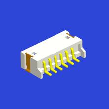 ZH1.5mm Pitch 圆针卧贴 WTB