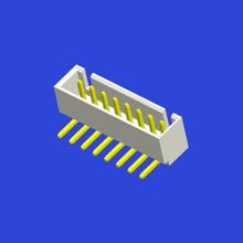 2.5mm spacing XHB curved pin
