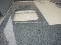 G654 Dark Grey Granite/Padang Dark Granite Kitchen Countertops