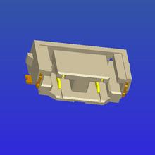 3.70mm间距T1型WTB