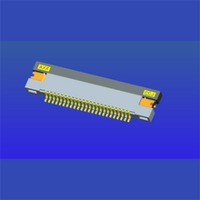 0.5mm spacing 1.2 high drawer type FPC