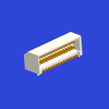 0.8mm间距母座