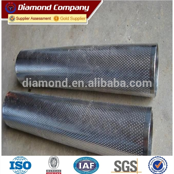 Perforated Metal packing