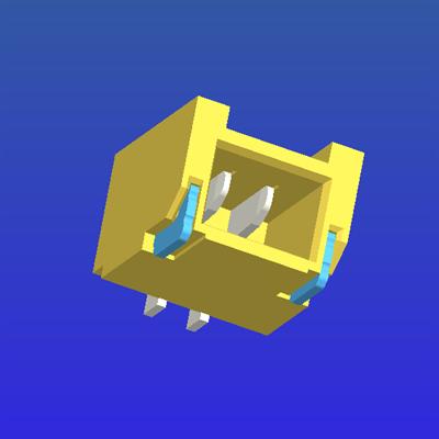 1.0mm间距T2带扣型WTB