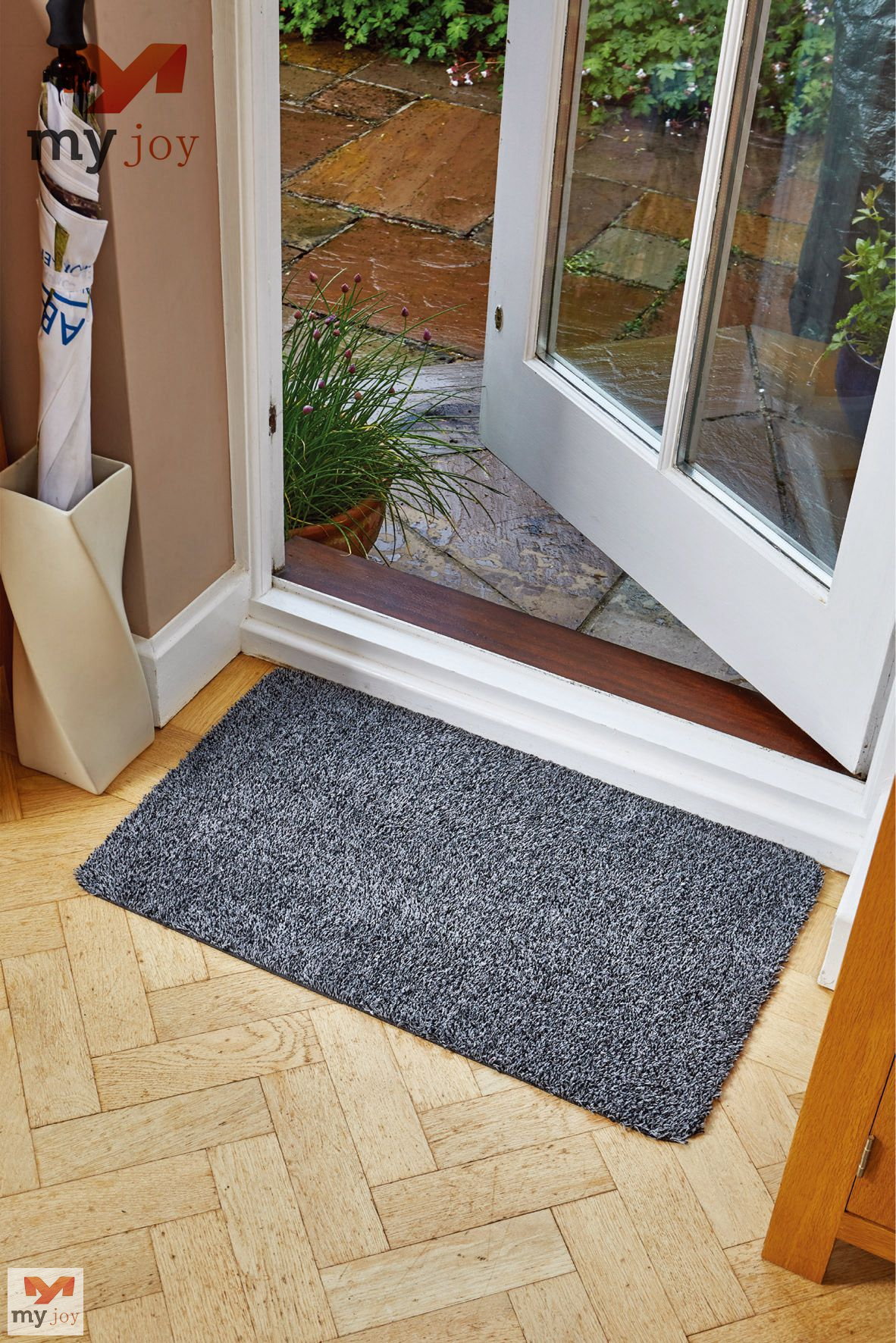 door water mat bungalowflooringwaterguardcordovaindooroutdoormat options cordova guard indoor white cfm bungalow mats hayneedle outdoor flooring product