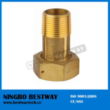 Brass Water Meter Coupling (BW-704)