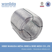 galvanised mild steel wire