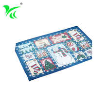 Custom Jacquard woven room carpet doormat with your own design