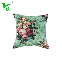 Comfortable and soft bed decor Jacquard fabric hold pillow cushion