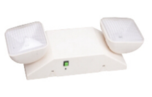 ABS LED EMERGENCY LIGHT WITH TWO HEAD