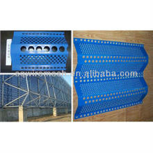 Anping factory Wind Dust Protection Fence(21 years factory )