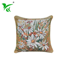 Hangzhou supplier wholesale bed back cushion pillow