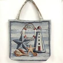 Manufacture Ocean Style Shopping bag