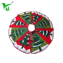 Wholesale Most Popular decoration 36 inch christmas tree skirt