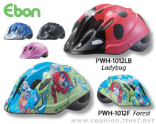 Kid's Bicycle Helmet-PWH-1012