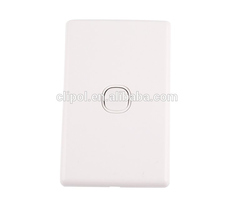 Electrical switches manufacturers modern 5 gang 2 way custom hotel ...