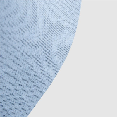 personal care cosmetic material 55%woodpulp 45%pp/pet disposable spunlace nonwoven jumbo roll