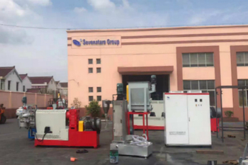 Sevenstars Exported Waste Plastic Recycling Machine to Africa