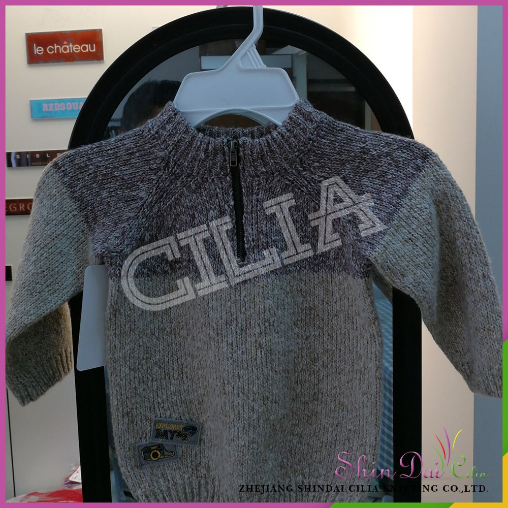 964f1eaee Factory free sample winter warm knitted patterns pullover sweater ...
