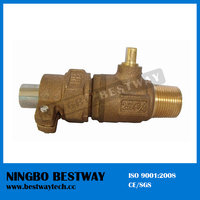 High Peformance Bronze Corporation Stop Valve (BW-Q13)